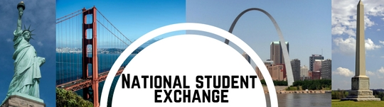 Image result for national student exchange banner
